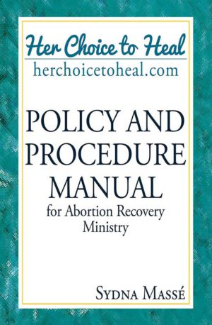 Policy and Procedures Manual for Abortion Recovery