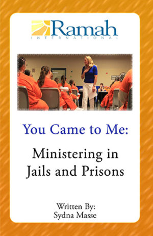 Ministering in Jails and Prisons